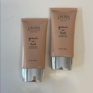 Laura Geller quench n thirst hydrating foundation